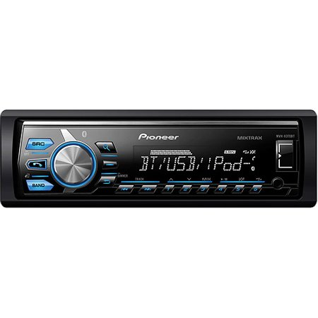 Pioneer MVH-X370BT Digital Media Receiver with MIXTRAX and BlueTooth Technology