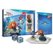 Disney Infinity: Disney Originals (2.0 Edition) Toy Box Starter Pack (Wii U)