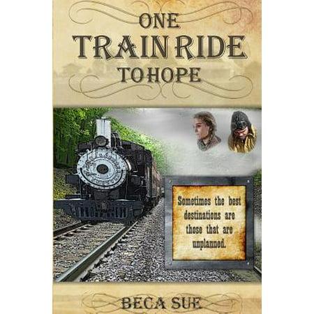 One Train Ride to Hope](New Hope Halloween Train)