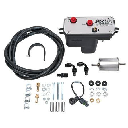 Edelbrock 36031 EFI Sump Fuel Kit Edelbrock Fuel Injection Kit
