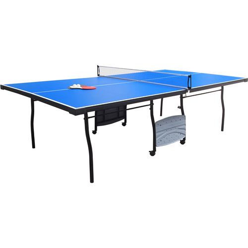 MD Sports Medal Indoor Recreational 4 Piece Table Tennis Table