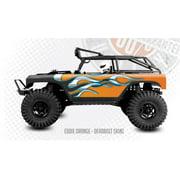 FreqEsKinz Eddie Orange Wrap Axial Deadbolt FRQ13005