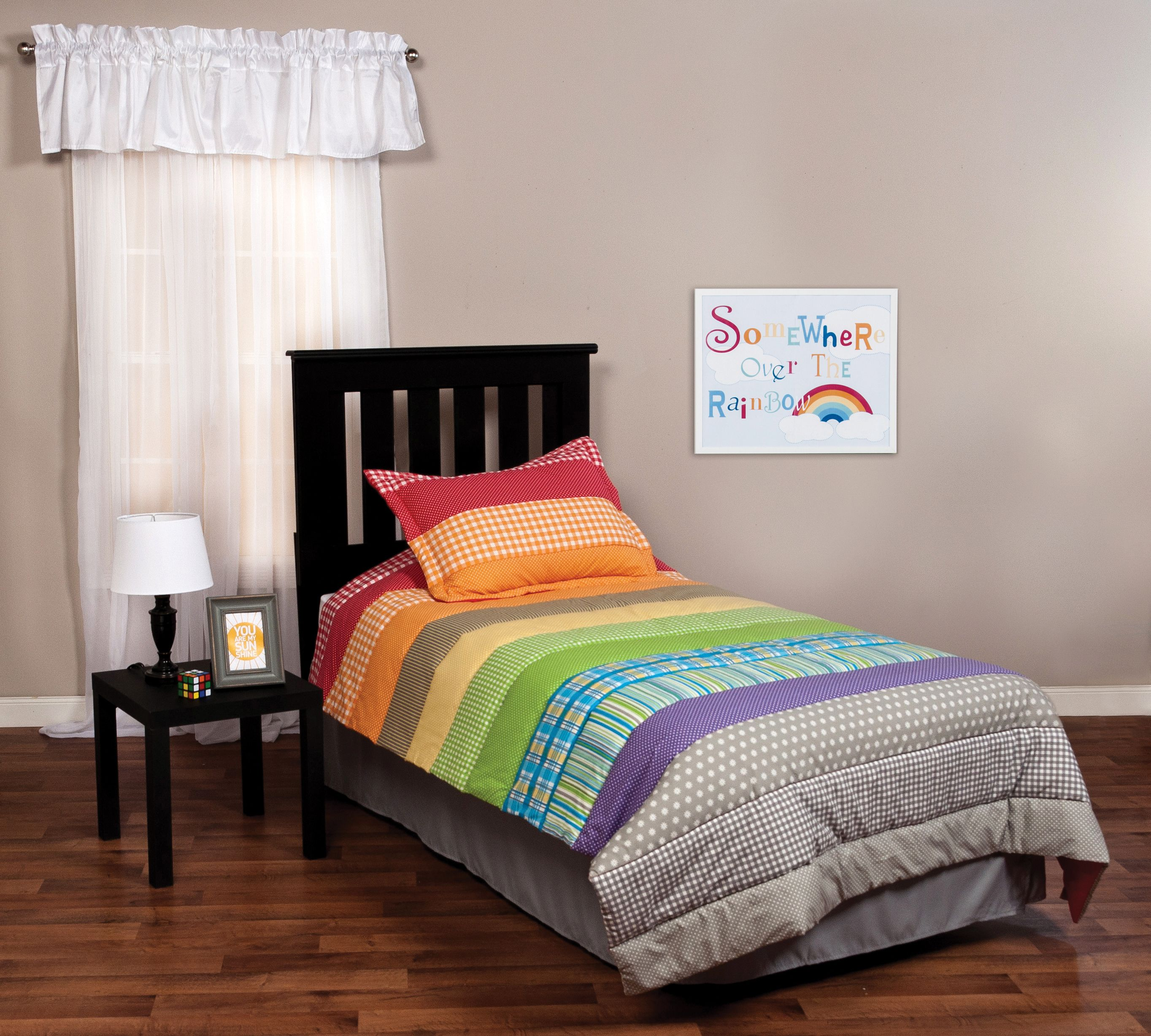 Rainbow Connection Twin Bedding Set Walmart Com