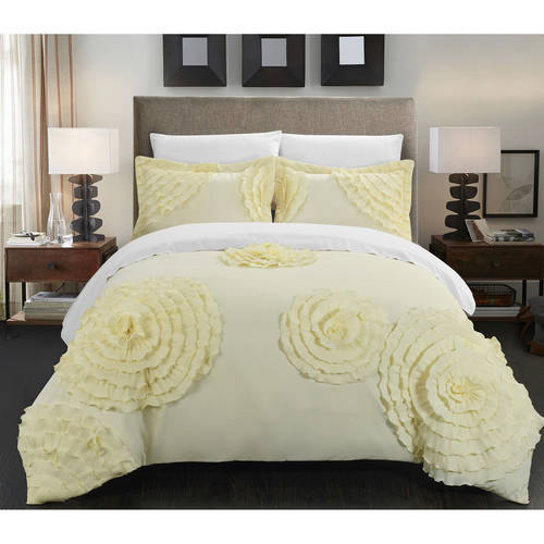 Marissa 3-Piece Duvet Cover Set