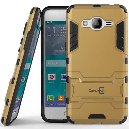 ... Slim Source · CoverON Samsung Galaxy Grand Prime Plus J2 Prime Case Shadow Armor Series Hybrid Kickstand