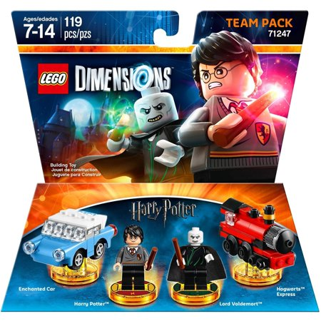 Lego Dimensions Harry Potter Team Pack  Universal