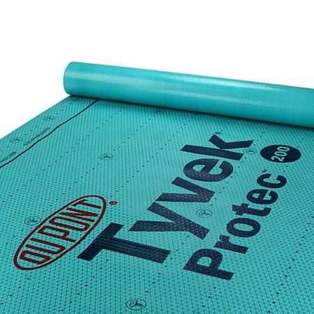 DuPont Tyvek Protec 200 Roof Underlayment - 4