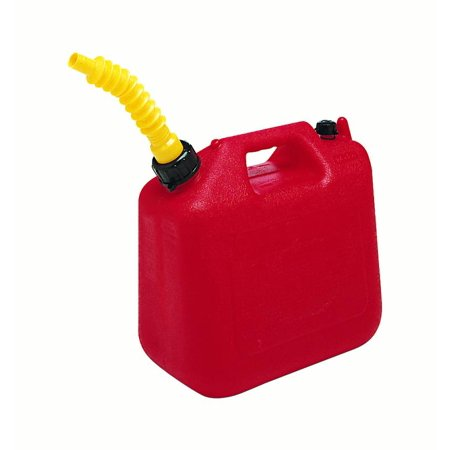 Fuel   660617 Wedco Gas Containers Red   660617