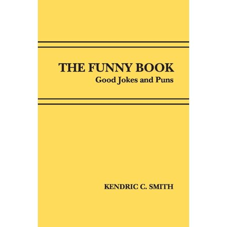 The Funny Book : Good Jokes and Puns](Clean Halloween Jokes Adults)