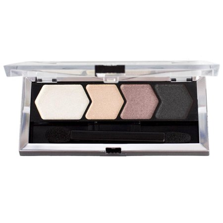 Maybelline Eye Studio Color Plush Silk Eye Shadow Quad ()