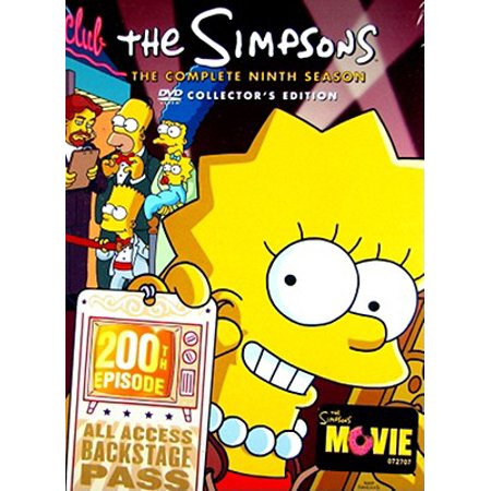 Simpsons Halloween Episodes Full (The Simpsons: The Complete Ninth Season (Full)