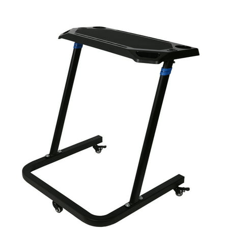 Confidence Fitness Adjustable Height Treadmill Desk - Walk/Stand While You Work!