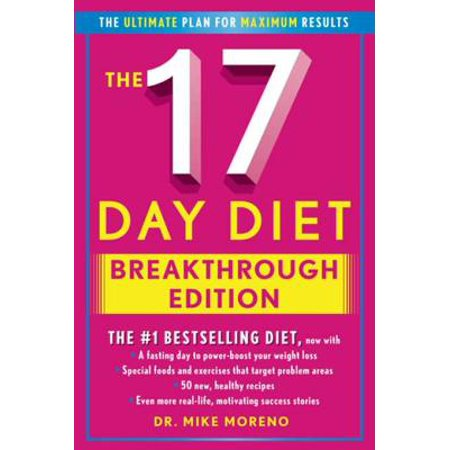 The 17 Day Diet Breakthrough Edition - eBook