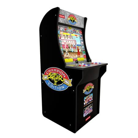 Mortal Kombat 2 Arcade Machine, Arcade1UP, 4ft (Walmart
