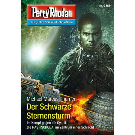 Perry Rhodan 2886: Der Schwarze Sternensturm - eBook (Schwarze Marschall)
