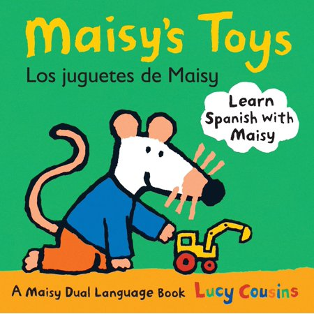 Maisys Toys Los Juguetes De Maisy (Board Book) (Mejores Juguetes De Halloween)