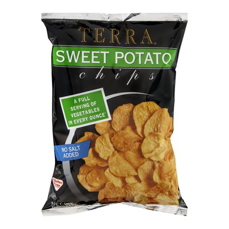 Terra Chips Sweet Potato  6 0 Oz