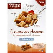 Van's Natural Foods Cinnamon Heaven Cereal, 11 oz, (Pack of 6)