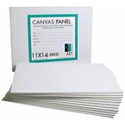 Macphersons AA7009 11 in. X 14 in. Canvas Panel