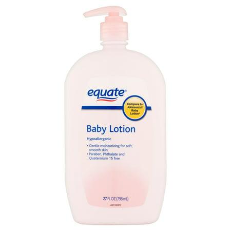 equate Lotion pour bébés, 27 fl oz