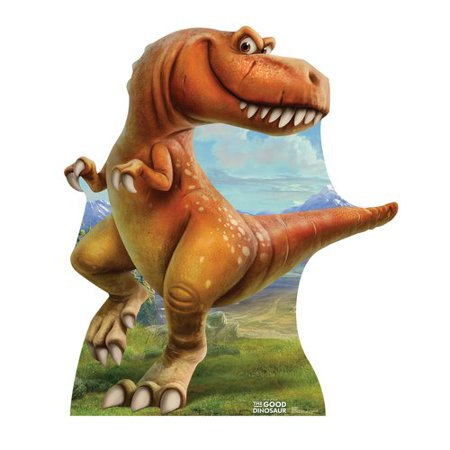 Advanced Graphics 2053 Ramsey (Disney/Pixars The Good Dinosaur) - 57