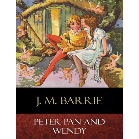 Peter Pan and Wendy - eBook (Wendy And Peter Pan Costume)