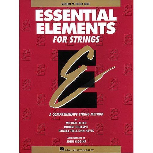 Essential Elements for Strings: Violin