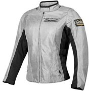 Parker Synergies Gold Wing Touring Womens Mesh Jacket Gray