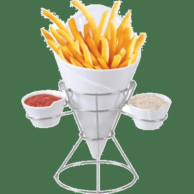 Starfrit Gourmet Serve and Dip Kit, 4 Piece ()