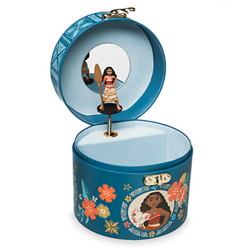 Disney Parks Moana Musical Jewelry Box New Walmartcom