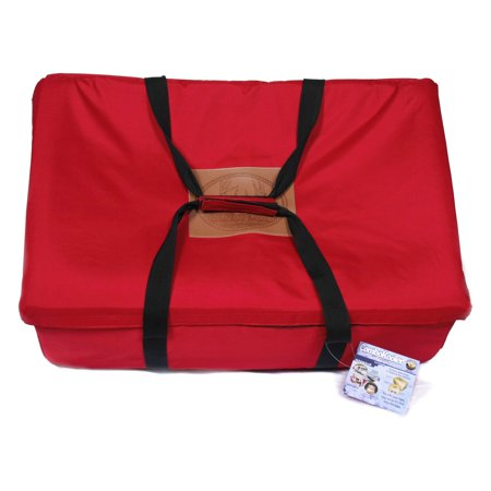 TBK Industries TBK5RD Ultimate Soft Sided Cooler  Large Red (Best Large Cooler For The Money)