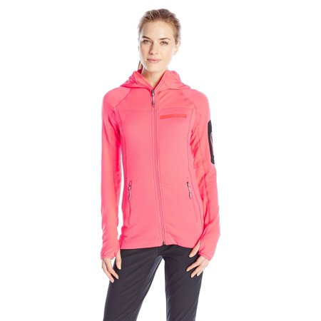 adidas outdoor Women's Terrex Stockhorn Fleece Jacket Super Blush