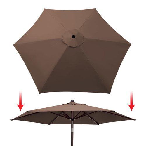 Freeport Park Celine Patio Umbrella Replacement Cover
