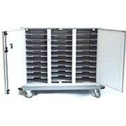 Datamation SafeHarbor DS-SHC-30 30-Module Security Carts for (Refurbished)