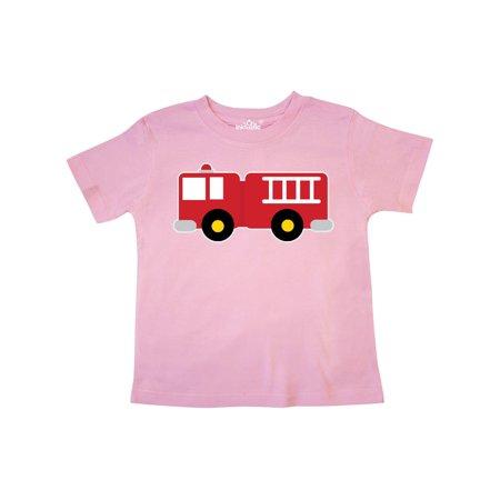 Fire Truck Childs Fireman Toddler T-Shirt