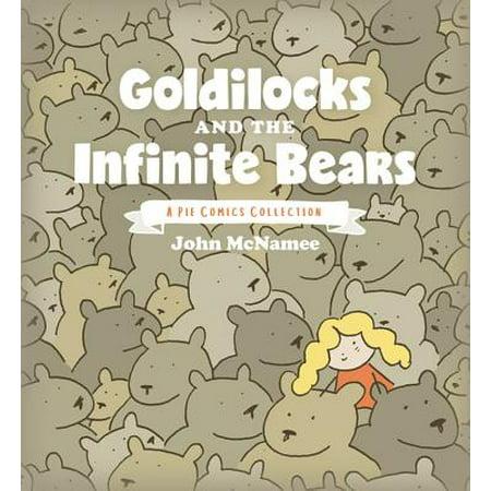 Goldilocks And The Infinite Bears A Pie Comics Collection Walmartcom - Baeras-con-pies