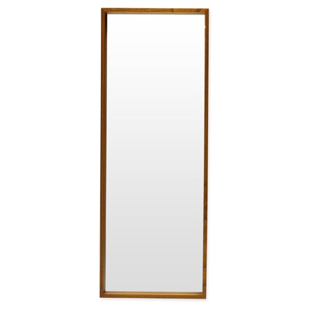 Wood Leaner Mirror by Drew Barrymore Flower Home