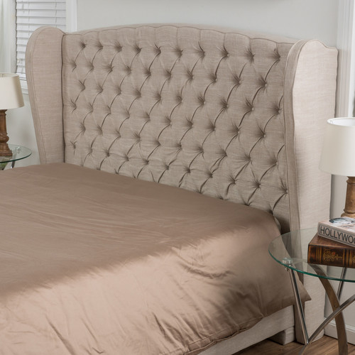 One Allium Way Eno Upholstered Headboard