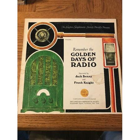 Remember The Golden Days Of Radio - Remember Album