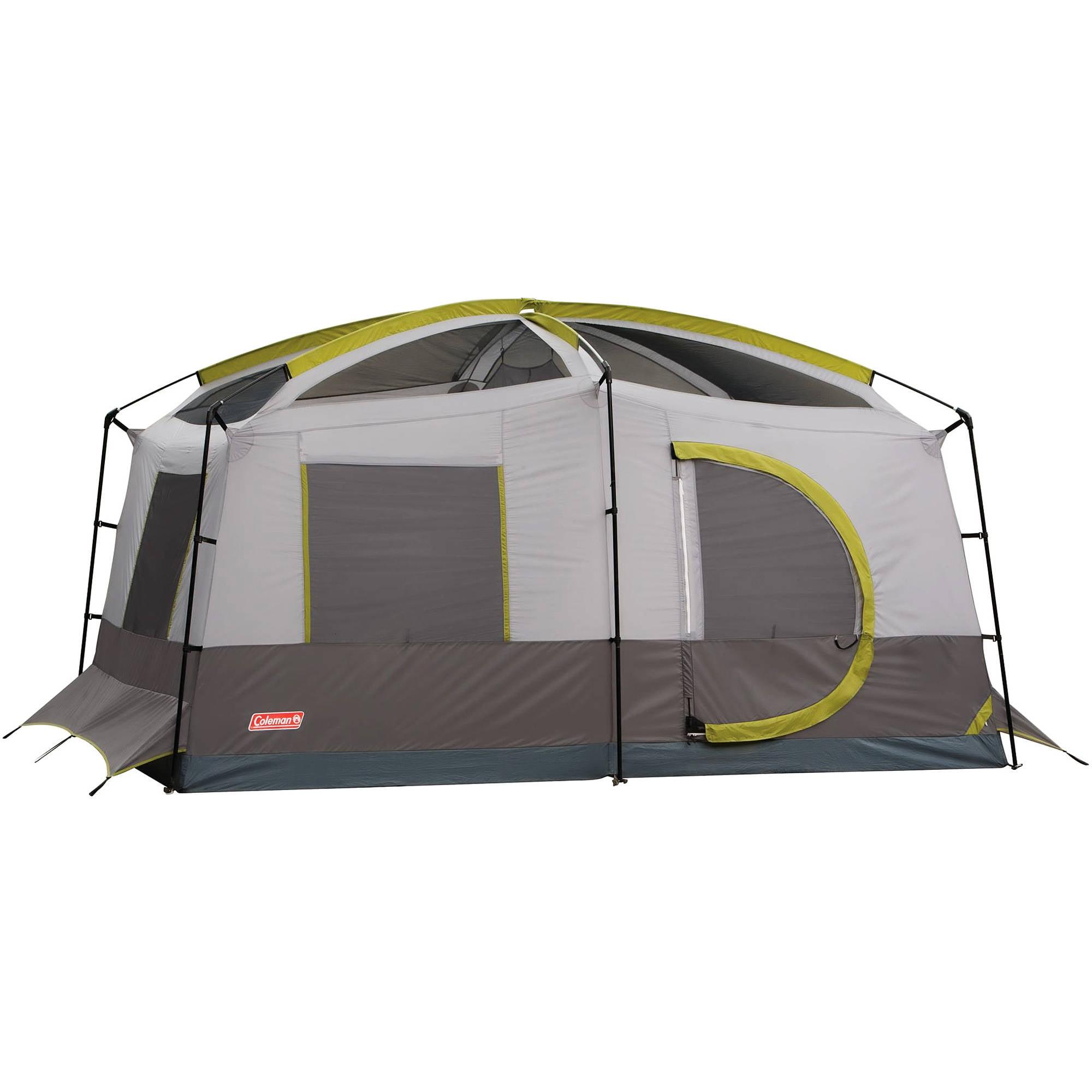 sc 1 st  Walmart & Coleman Max 13\u0027 x 9\u0027 Family Cabin Tent - Walmart.com