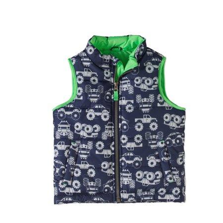 Toddler Boy Bubble Vest