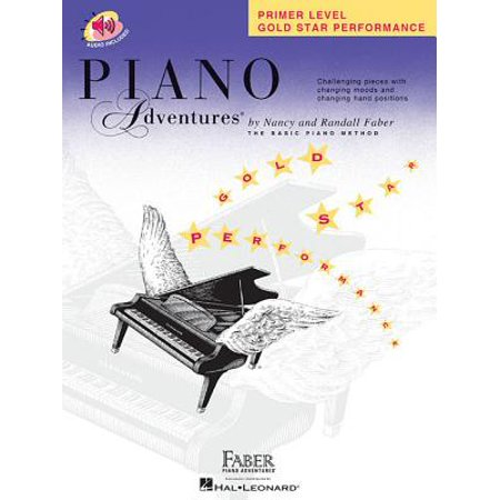 Gold Star Piano (Primer Level - Gold Star Performance : Piano Adventures)