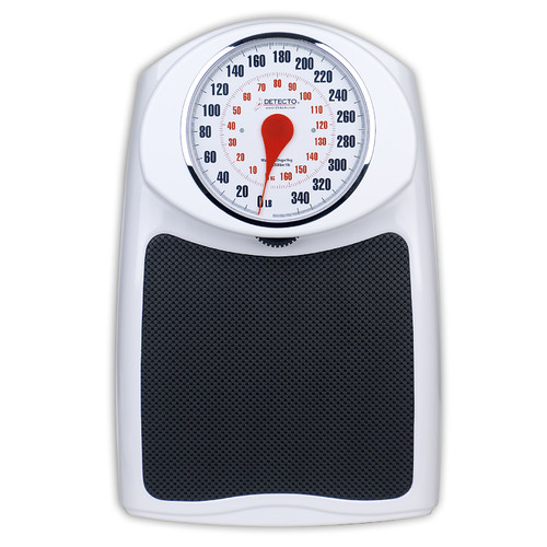Detecto Pro Health Mechanical Personal Scale D350