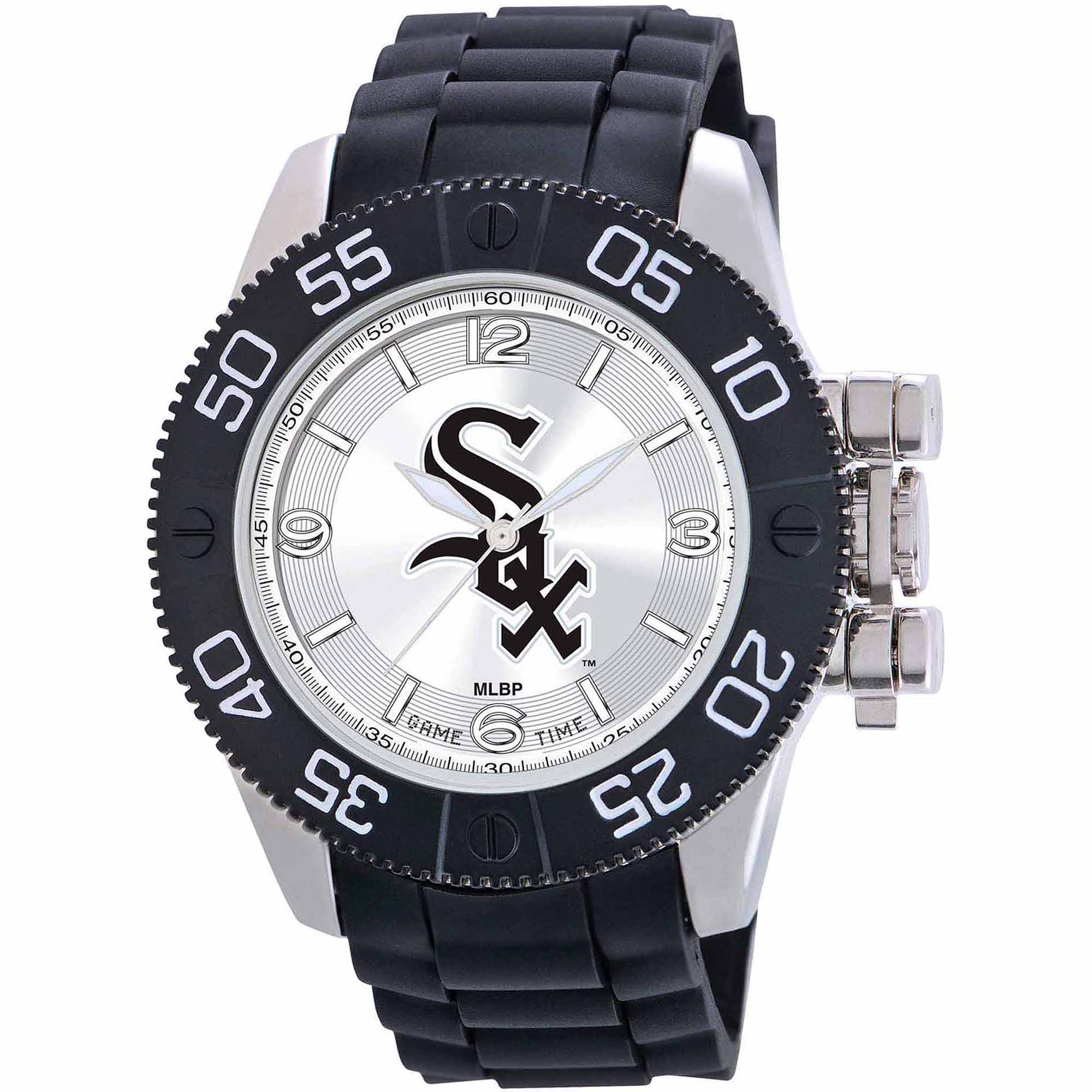 Game Time MLB Men's Chicago White Sox Beast Series Watch
