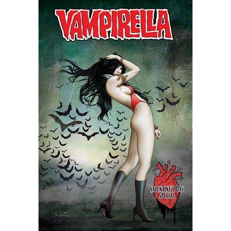 Dynamite Entertainment Vampirella One Shot Valentines Day Special](Special Halloween Shots)