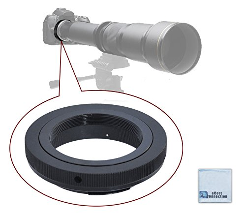 Microfiber Cleaning Cloth For Camera Lens: Elite Series T-Mount Adapter For Pentax Lenses