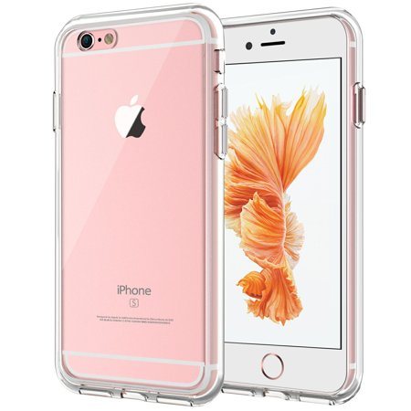 iPhone 6s Case, JETech Apple iPhone 6/6s Case Shock-Absorption Bumper and Anti-Scratch Clear Back for iPhone 6s iPhone 6 4.7
