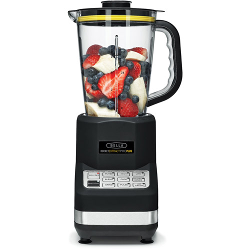 Bella Extract Pro Plus 10 Speed Blender Black (BLA14285)