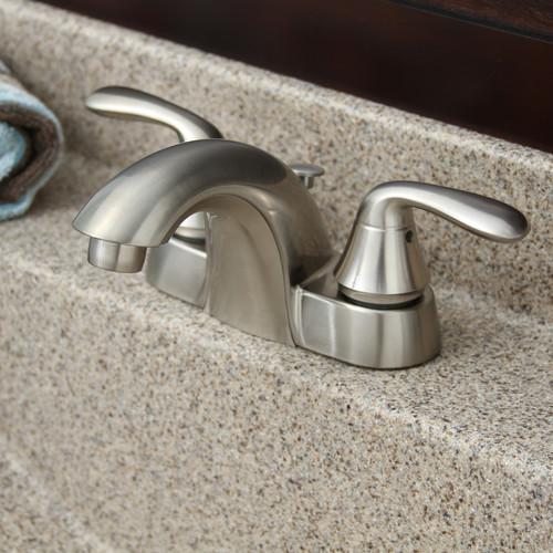 Premier Faucet Waterfront 2 Handle Centerset Bathroom Fau...