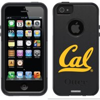 UC Berkeley Cal Design on OtterBox Commuter Series Case for Apple iPhone 5/5s